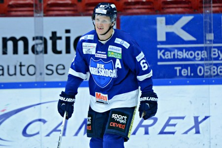 Mikael Eriksson i BIK Karlskoga