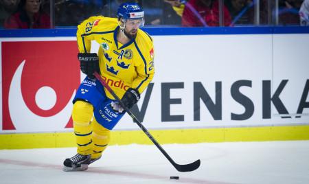 Sveriges Dick Axelsson.  Foto: Johan Bernstršöm / BILDBYRÅN