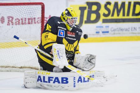 Henrik Lundberg i VIK Västerås. Foto: Johanna Lundberg / BildbyrŒån