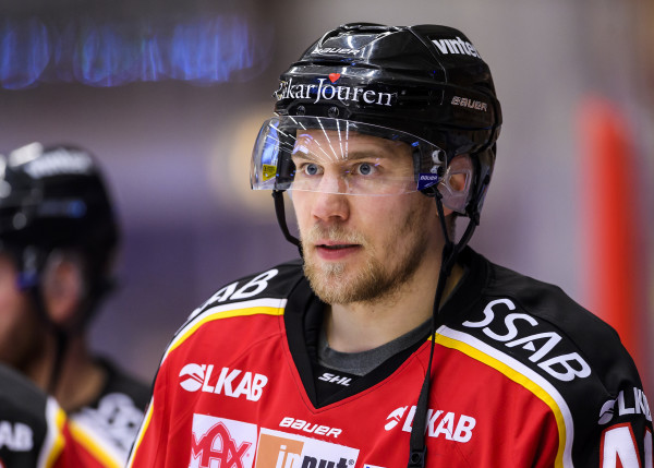 Luleås Ilari Melart. Foto: Peter Skaugvold / BILDBYRÅN