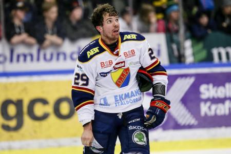 Matt Anderson i Djurgården. Foto: Ola Westerberg / BILDBYRÅN