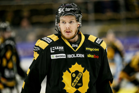 Niclas Burström i Skellefteå AIK. Foto: Ola Westerberg / BILDBYRÅN