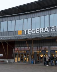 Tegera Arena. Foto: Daniel Eriksson / BILDBYRÅN