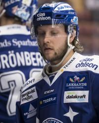 Alexander Ytterell i Leksand. Foto: Daniel Eriksson / BILDBYRÅN
