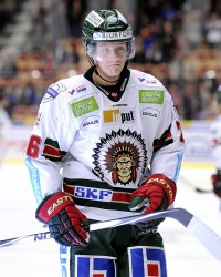 Erik Karlsson i Frölunda. Foto: Peter Skaugvold / BILDBYRÅN