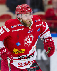 Trojas Johan Andersson. Foto: Jonas Ljungdahl / BILDBYRÅN