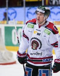 John Nyberg i Frölunda. Foto: Simon HastegŒård / Bildbyrån