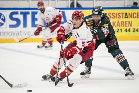 Max Lindroth i Troja-Ljungby. Foto: Petter Arvidson / BILDBYRÅN