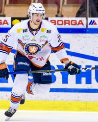 Philip Holm i Växjö Lakers. Foto: Peter Skaugvold / BILDBYRÅN