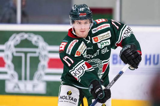 Emil Forslund i Tingsryd.  Foto: Jonas Ljungdahl / Bildbyrån