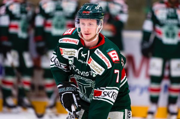 Kevin Ekman Larsson. Foto: Jonas Ljungdahl / Bildbyrån