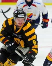 Joel Werner i Skellefteå AIK. Foto: Bildbyrån