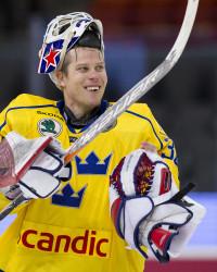 Målvakt Viktor Fasth. Foto: Michael Erichsen / BILDBYRÅN