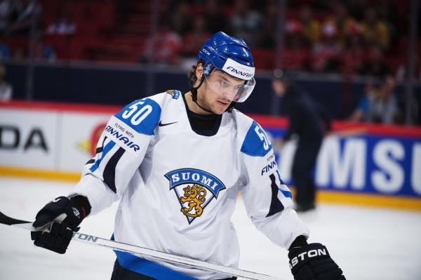 Juhamatti Aaltonen. Foto: Joel Marklund / BILDBYRÅN