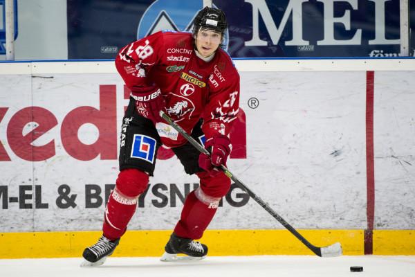 Wilhelm Westlund i Vita Hästen. Foto: Petter Arvidson / BILDBYRÅN
