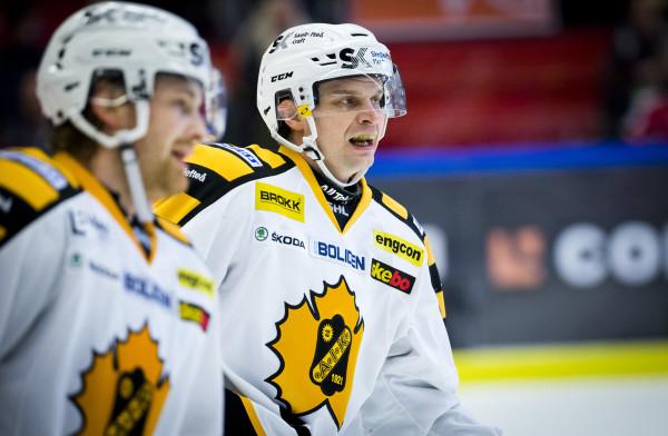 Janne Pesonen i Skellefteå AIK. Foto: Johan Bernströšm / BILDBYRÅN