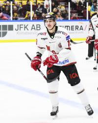 David Rundqvist i Modo Hockey. Foto: Anders Bjurš / BILDBYRÅN
