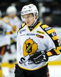 John Norman i Skellefteå AIK. Foto: Robbin Norgren / BILDBYRÅN