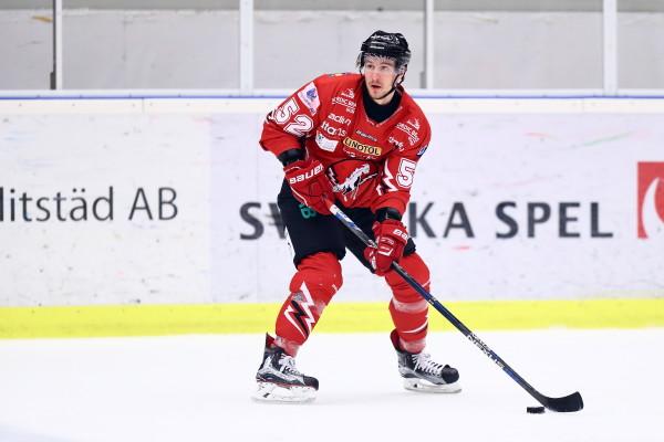 Jordan Rowley i Vita Hästen. Foto: Josefine Loftenius / BILDBYRÅN