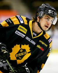 Kirill Kabanov  i Skellefteå AIK. Foto: OLA WESTERBERG / BILDBYRÅN