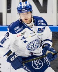 Joe Piskula i Leksands IF. Foto: Petter Arvidson / BILDBYRÅN