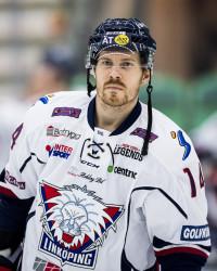 Anssi Salmela under sin tid i Linköping HC. Foto: Petter Arvidson / BILDBYRÅN