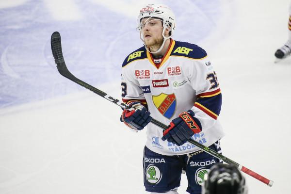 Linus Hultström i Djurgården. Foto: Ola Westerberg / BILDBYRÅN